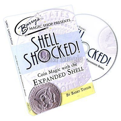 Barry Taylor - Shell Shocked