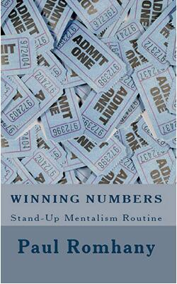 Paul Romhany - Winning Numbers
