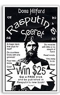 Rasputin's Secret by Docc Hilford