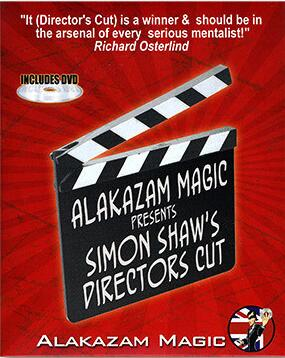 Simon Shaw - Director's Cut (DVD Download, ISO File)