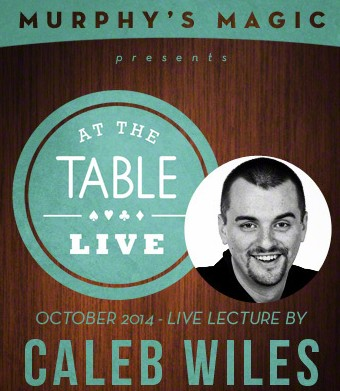 At the Table Live Lecture - Caleb Wiles