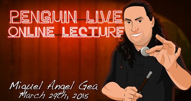 Penguin Live - Miguel Angel Gea 2
