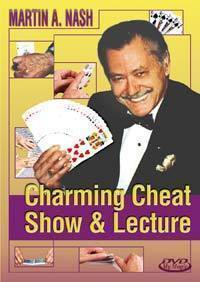 Martin Nash - Charming Cheat Show & Lecture