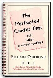 Richard Osterlind - The Perfected Center Tear