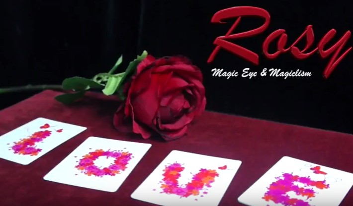 Rosy by Magic Eye and Magiclism