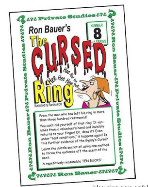 Ron Bauer - 08 The Cursed Ring
