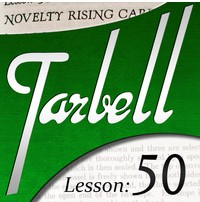 Tarbell 50: Novelty Rising Cards (Instant Download)
