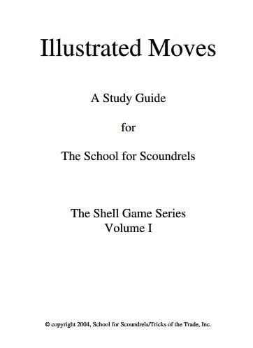 School For Scoundrels - 3 Shell Game