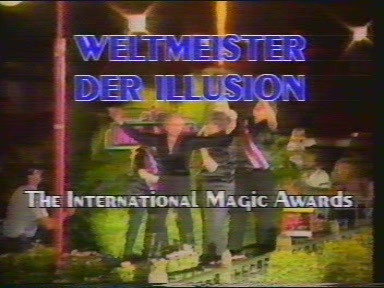 The International Magic Awards (1988)