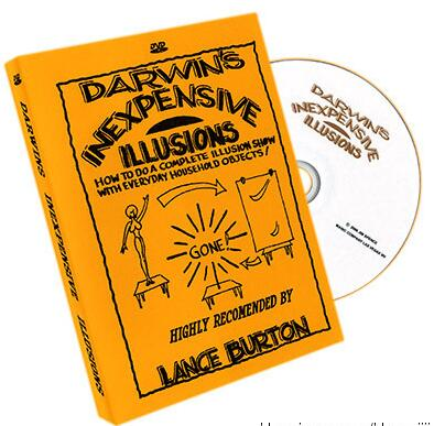 Gary Darwin - Inexpensive Illusions