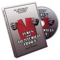 Torn and Restored Tissue by Bob White (Video Download)