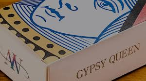 Gypsy Queen by Asi Wind
