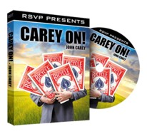 Carey On by John Carey and RSVP Magic