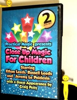 Practical Magic - Close Up Magic For Children