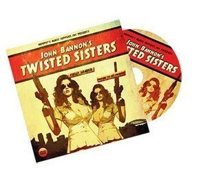 John Bannoon - Twisted Sisters 2.0 (Video Download)