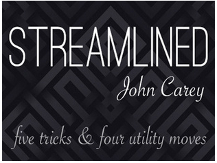 Streamlined by John Carey