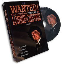 Lonnie Chevrie - Outlaw Magic Wanted! & Captured!