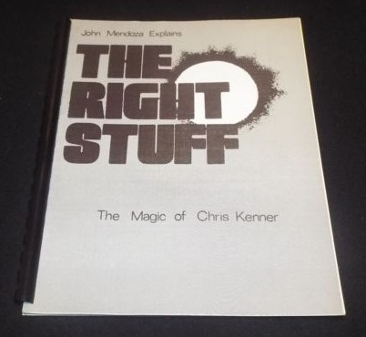 Chris Kenner - The Right Stuff