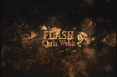 Chris Webb - Flash