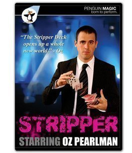 Oz Pearlman - STRIPPER Starring