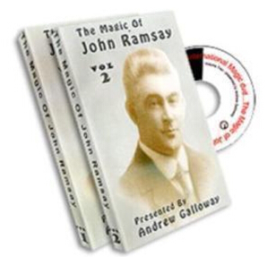The Magic of John Ramsay by Andrew Galloway