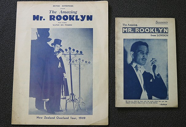 Mr. Rooklyn Souvenir eBook (Rare/OOP)