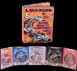 Paul Wilson Royal Road to Card Magic 5sets