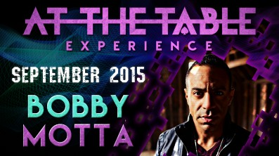 At the Table Live Lecture - Bobby Motta