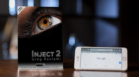 Inject 2 System by Greg Rostami (video instruction only)