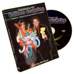 Entertaining With Balloon Sculpting Vol 1