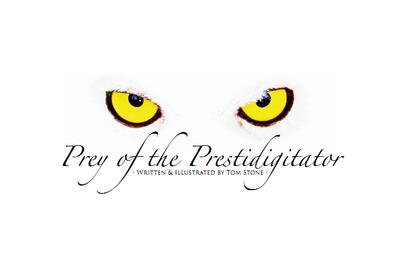 Tom Stone - Prey of the Prestidigitator