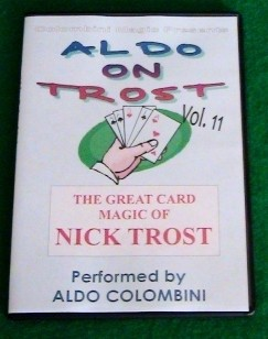 Aldo Colombini - ALDO ON TROST(1-11)