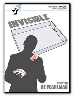 Oz Pearlman - The INVISIBLE Deck