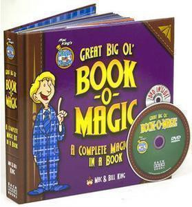 Mac King - Great Big Ol 'Book-O-Magic