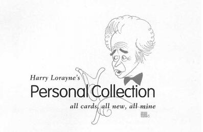 Harry Lorayne - Personal Collection