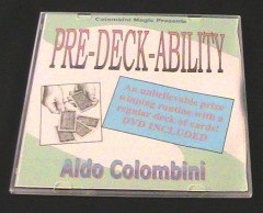 Aldo Colombini - Pre Deck Ability
