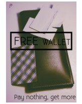 Free Wallet by Pablo Amira (Instant Download)