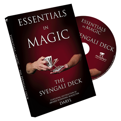 Daryl - Essentials in Magic The Svengali Deck