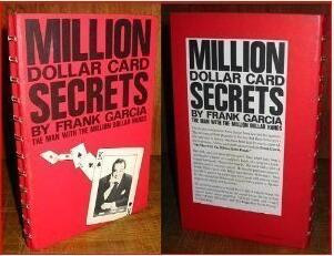 Frank Garcia - Million Dollar Card Secrets