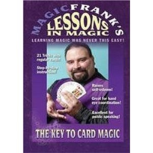 The Key To Card Magic by Frank DeMasi video download
