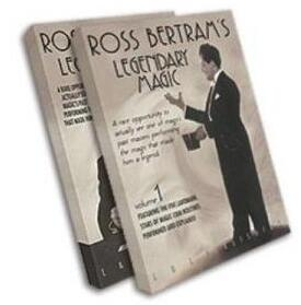Ross Bertram - Legendary Magic (2 vols set)