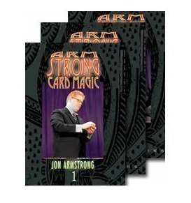 Jon Armstrong - Armstrong Card Magic (1-3)