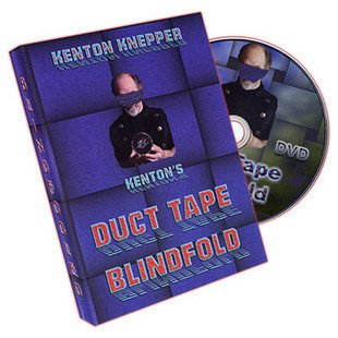Kenton Knepper - Duct Tape Blindfold