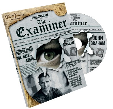 Examiner by John Graham