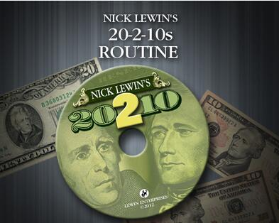 Nick Lewin - 20-2-10s Routine