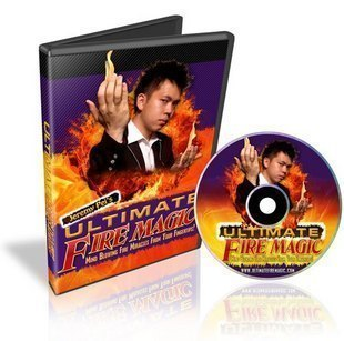 Jeremy Pei - Ultimate Fire Magic