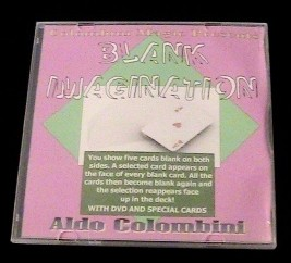 Aldo Colombini - Blank Imagination