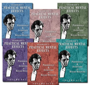 Annemann's Practical Mental Effects(1-6)