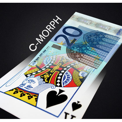 Marko Mareli - C-MORPH: Cash to Card