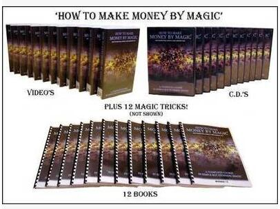 Paul Daniels - How To Make Money By Magic (1-12)
